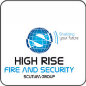 High Rie Fire and Casualty Logo